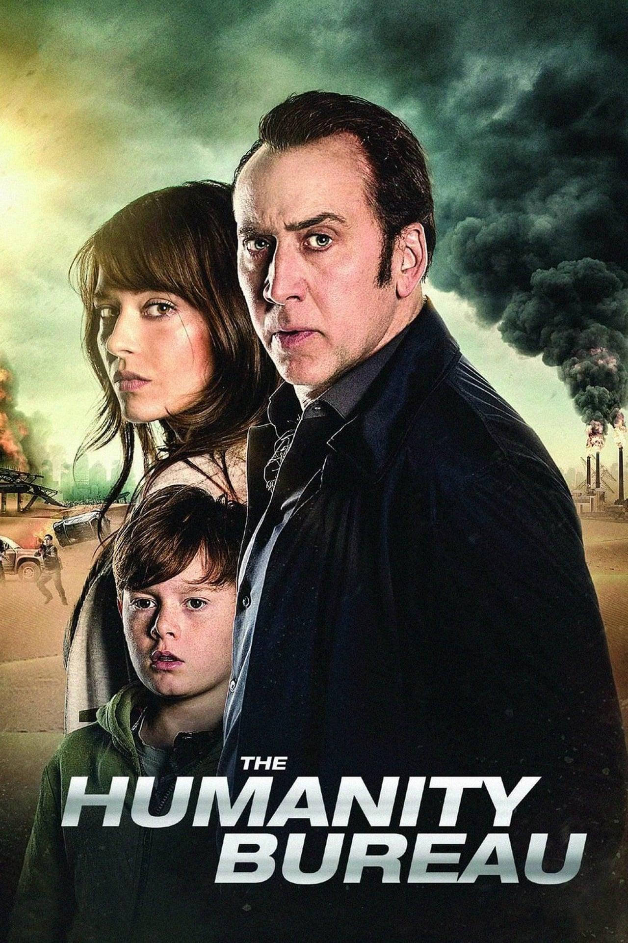 The Humanity Bureau (El agente)