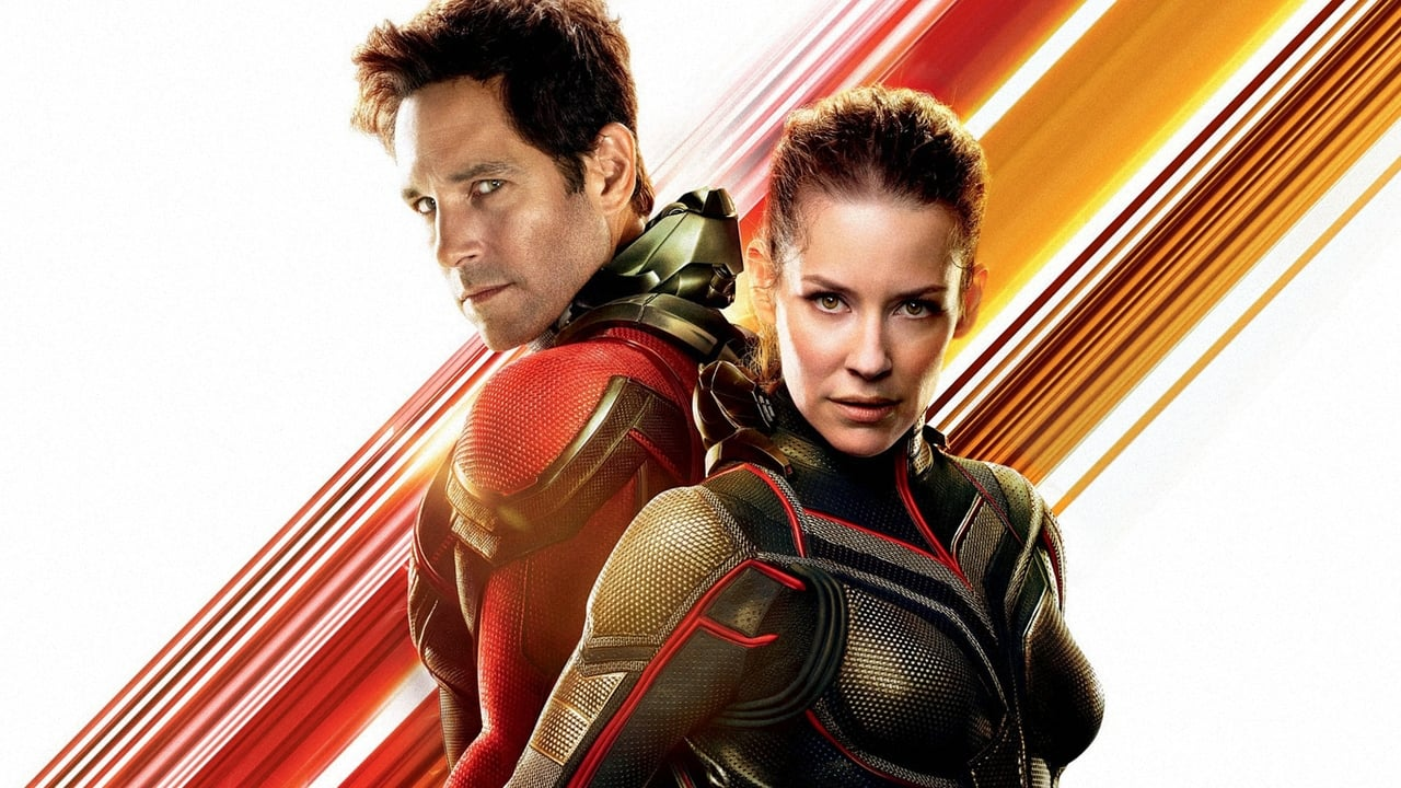 Ant-Man and the Wasp backdrop