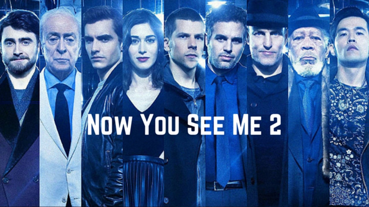 Now You See Me 2 backdrop
