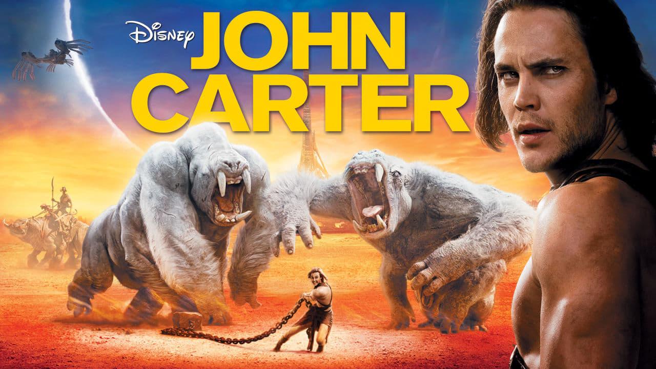 John Carter backdrop