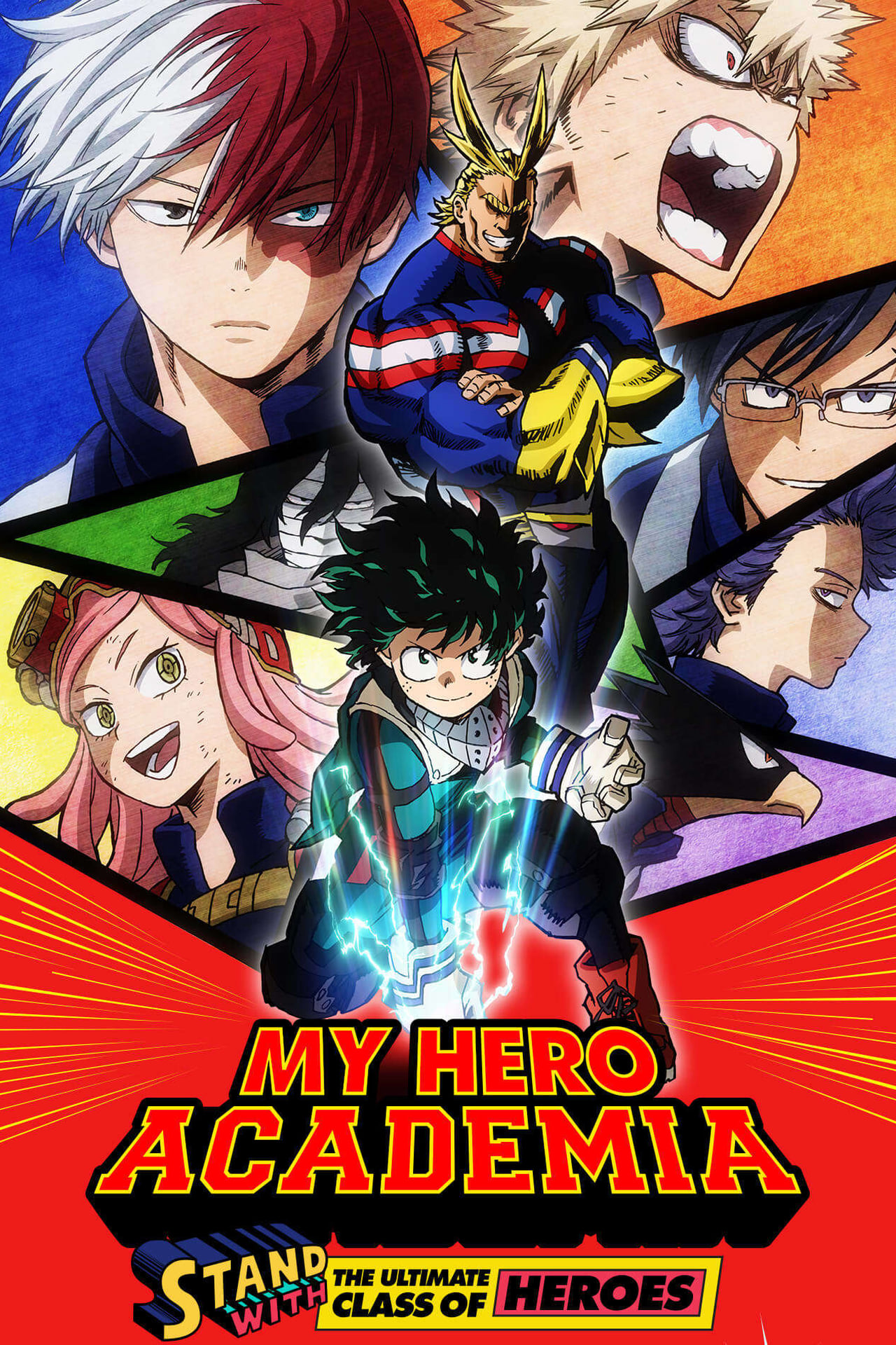 Watch My Hero Academia Season 0 Online