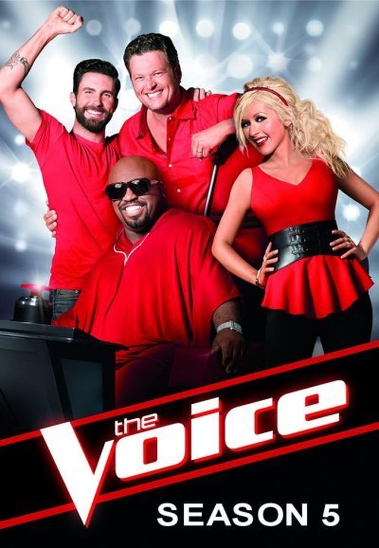 Watch The Voice Season 5 Online