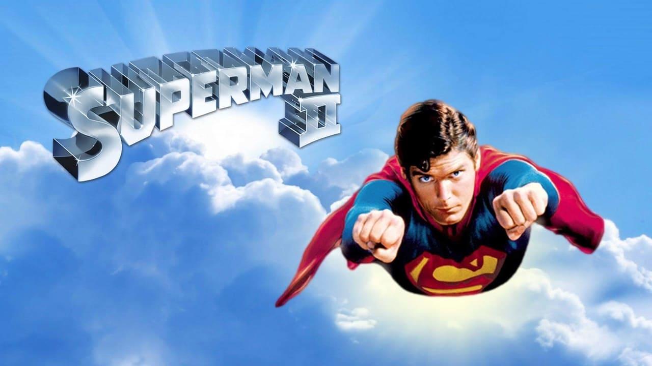 Superman II backdrop