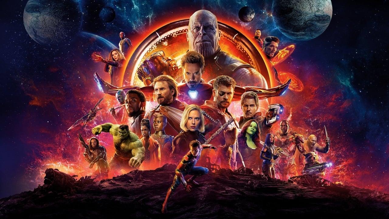 Avengers: Infinity War backdrop