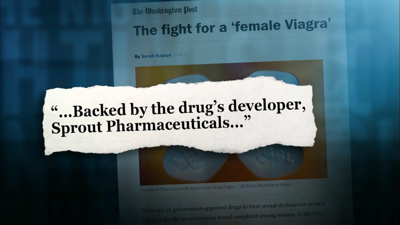 Fox News Viagra Women Prozac