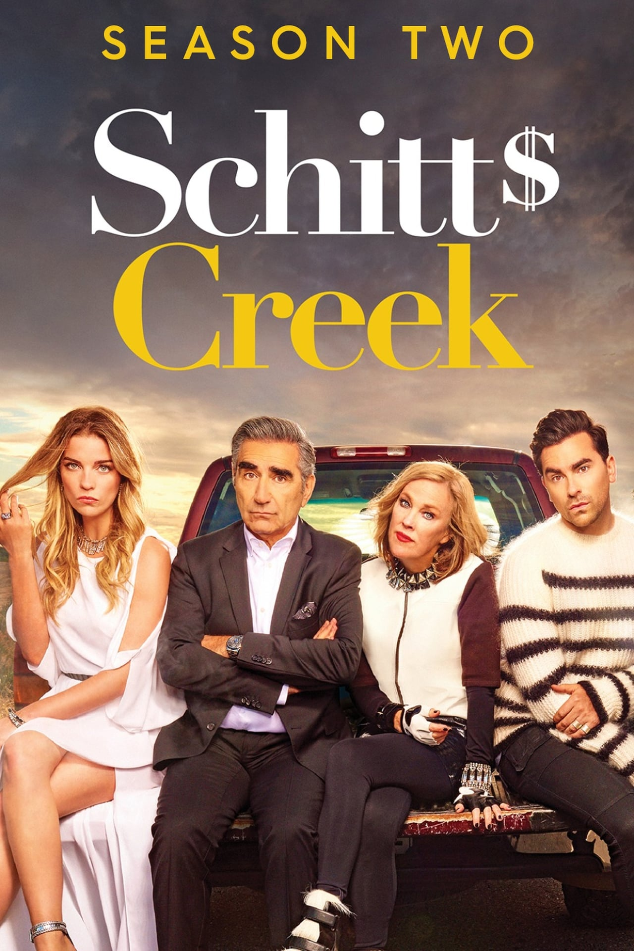 Watch Schitt's Creek Season 2 Online