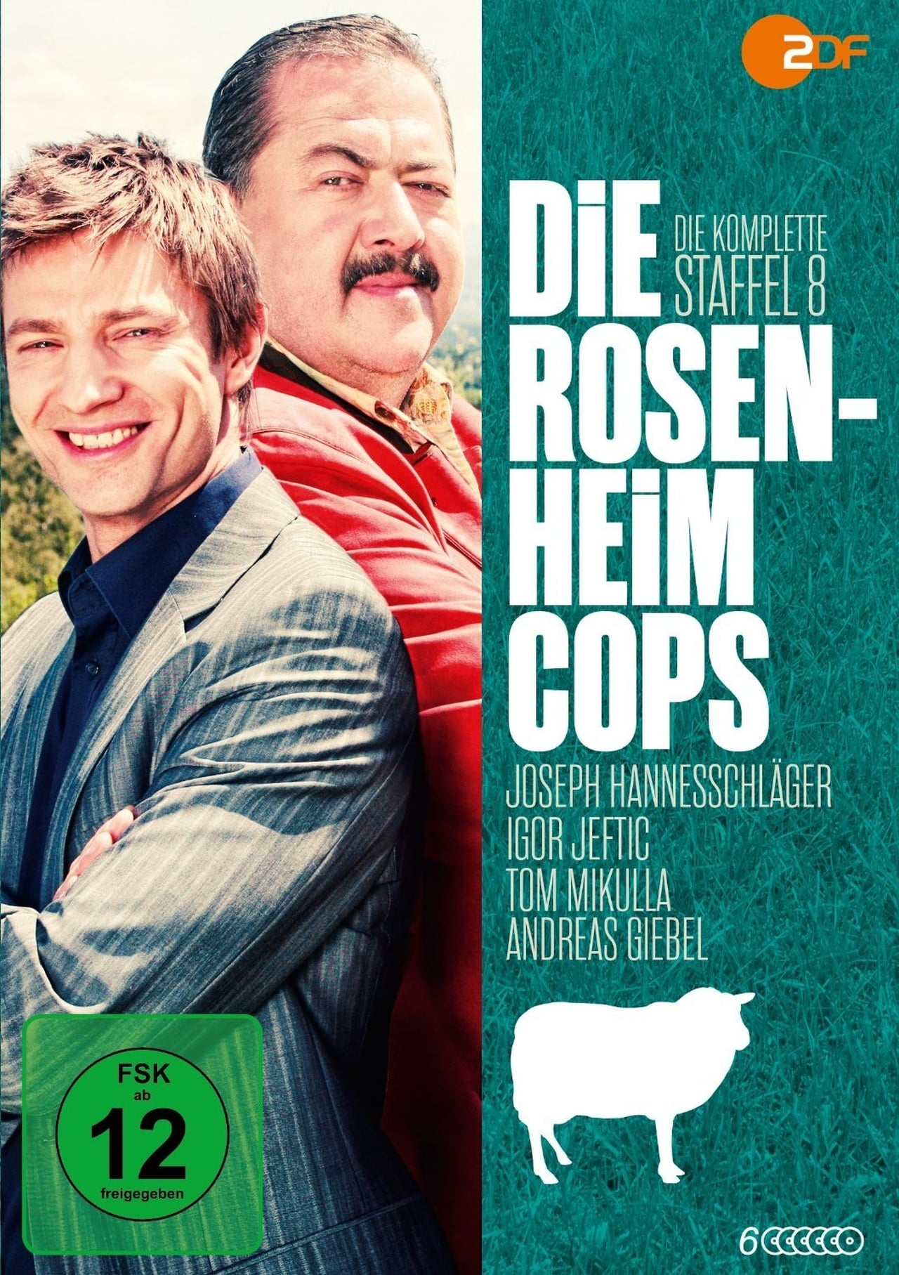 Putlocker The Rosenheim Cops Season 8 (2008)