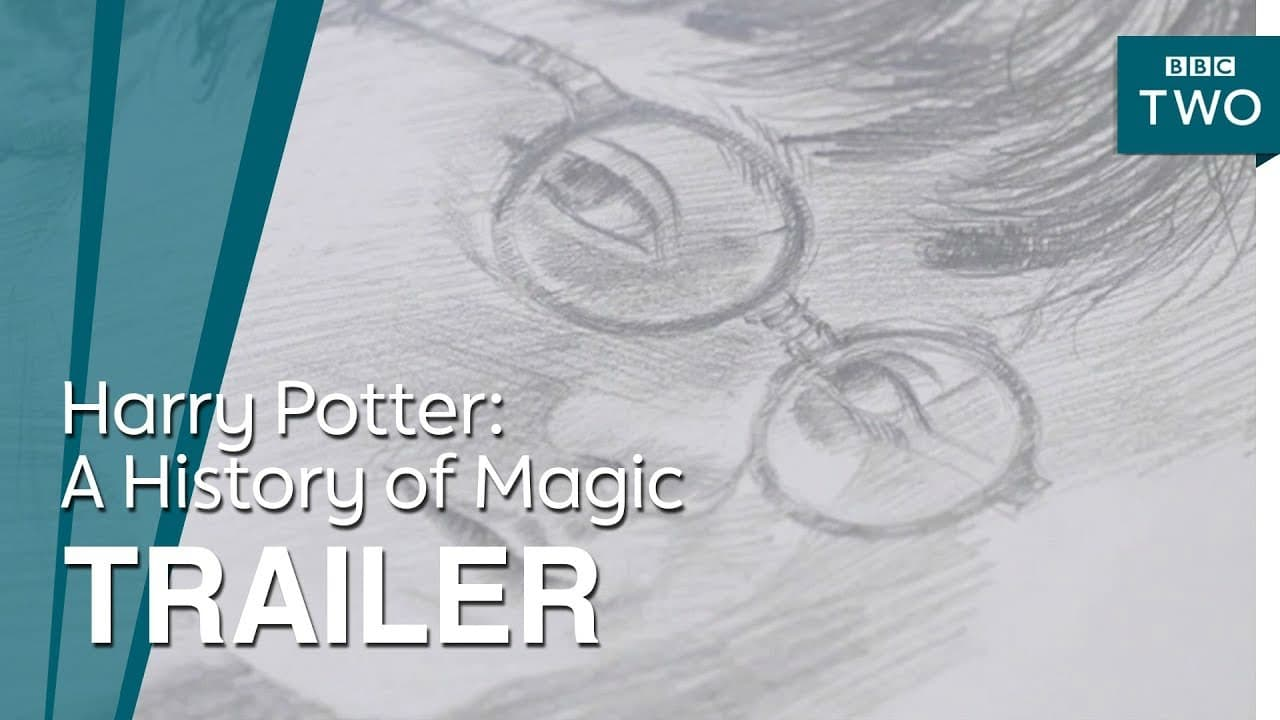cover-Harry Potter - A History Of Magic