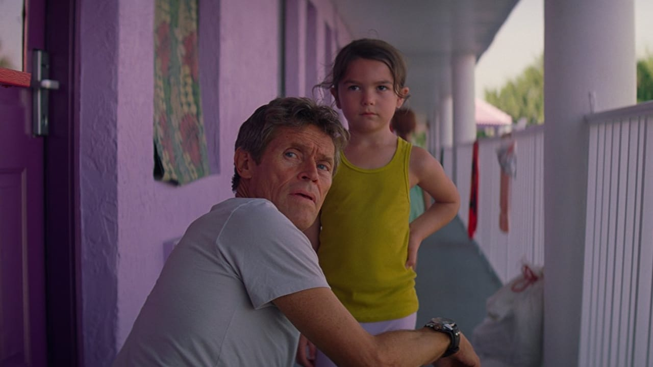 The Florida Project backdrop