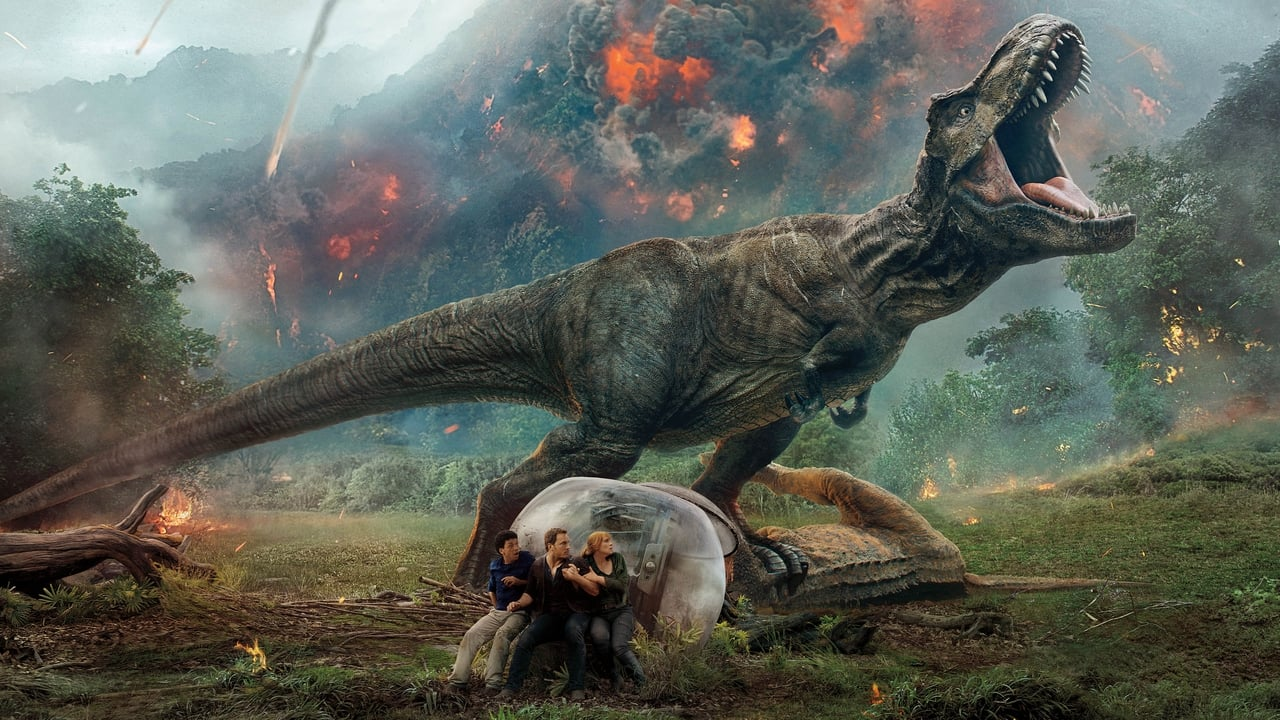 Jurassic World: Fallen Kingdom BackDrop