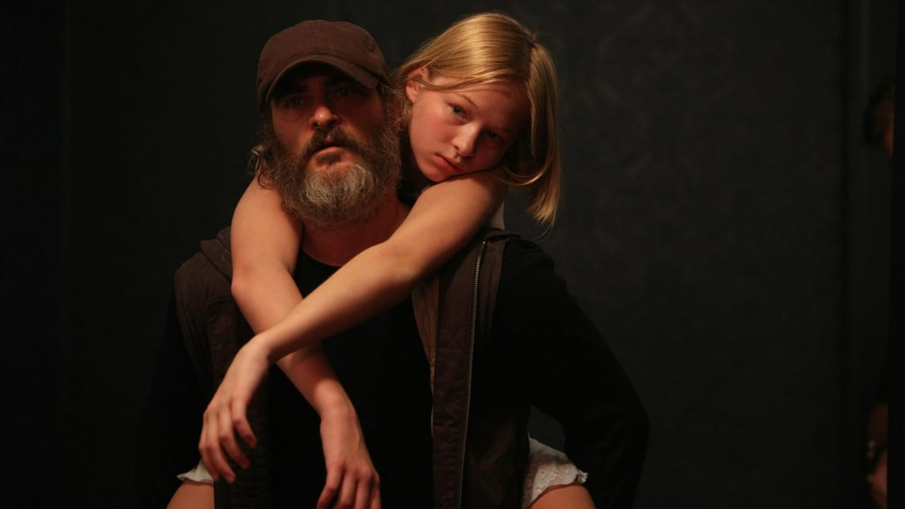 You Were Never Really Here backdrop