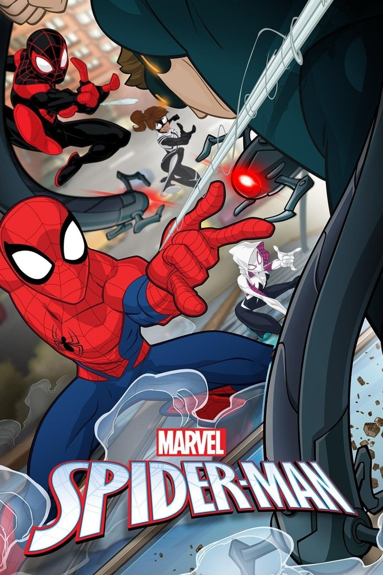Marvel's Spider-man Season 2