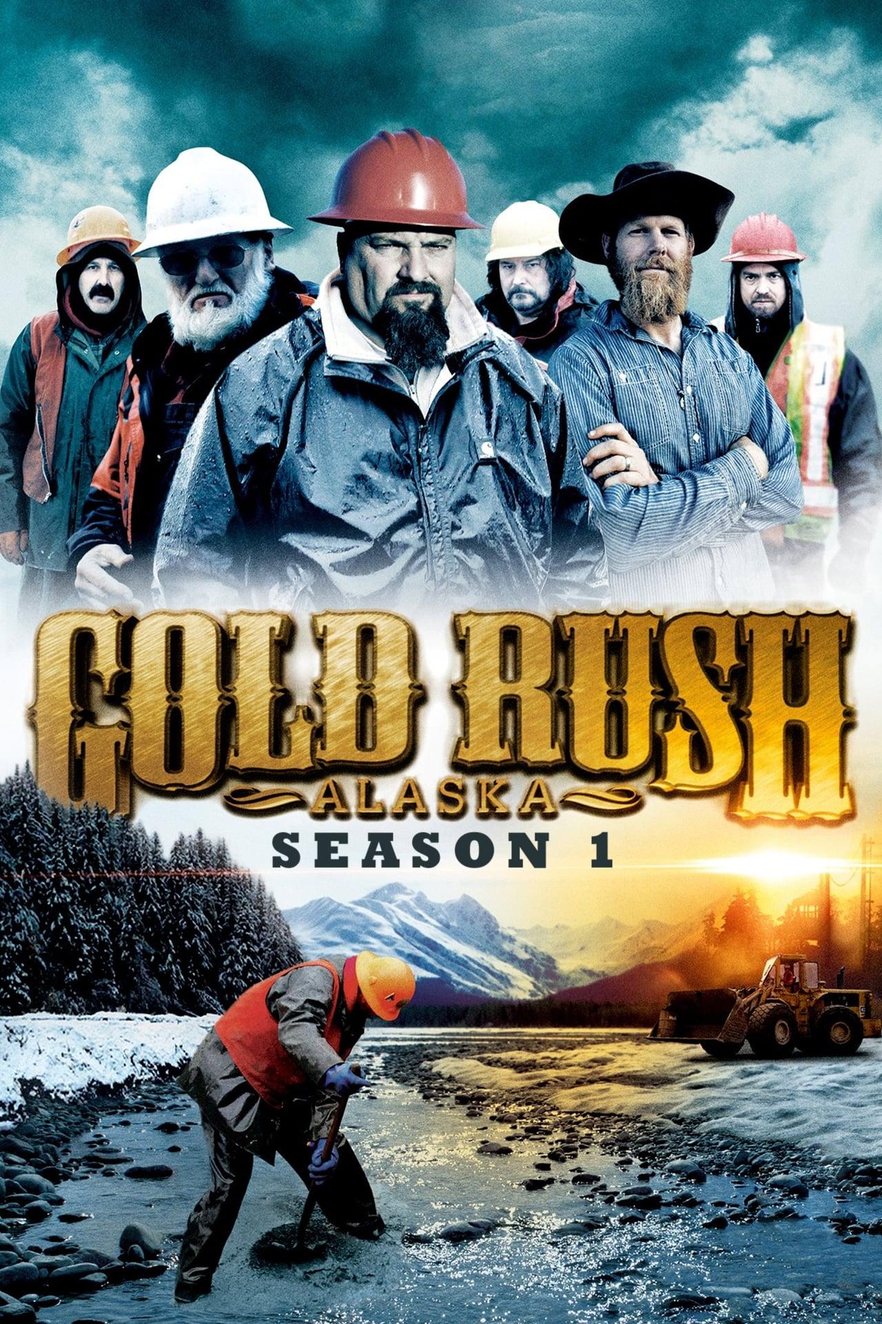 Gold Rush Season 1