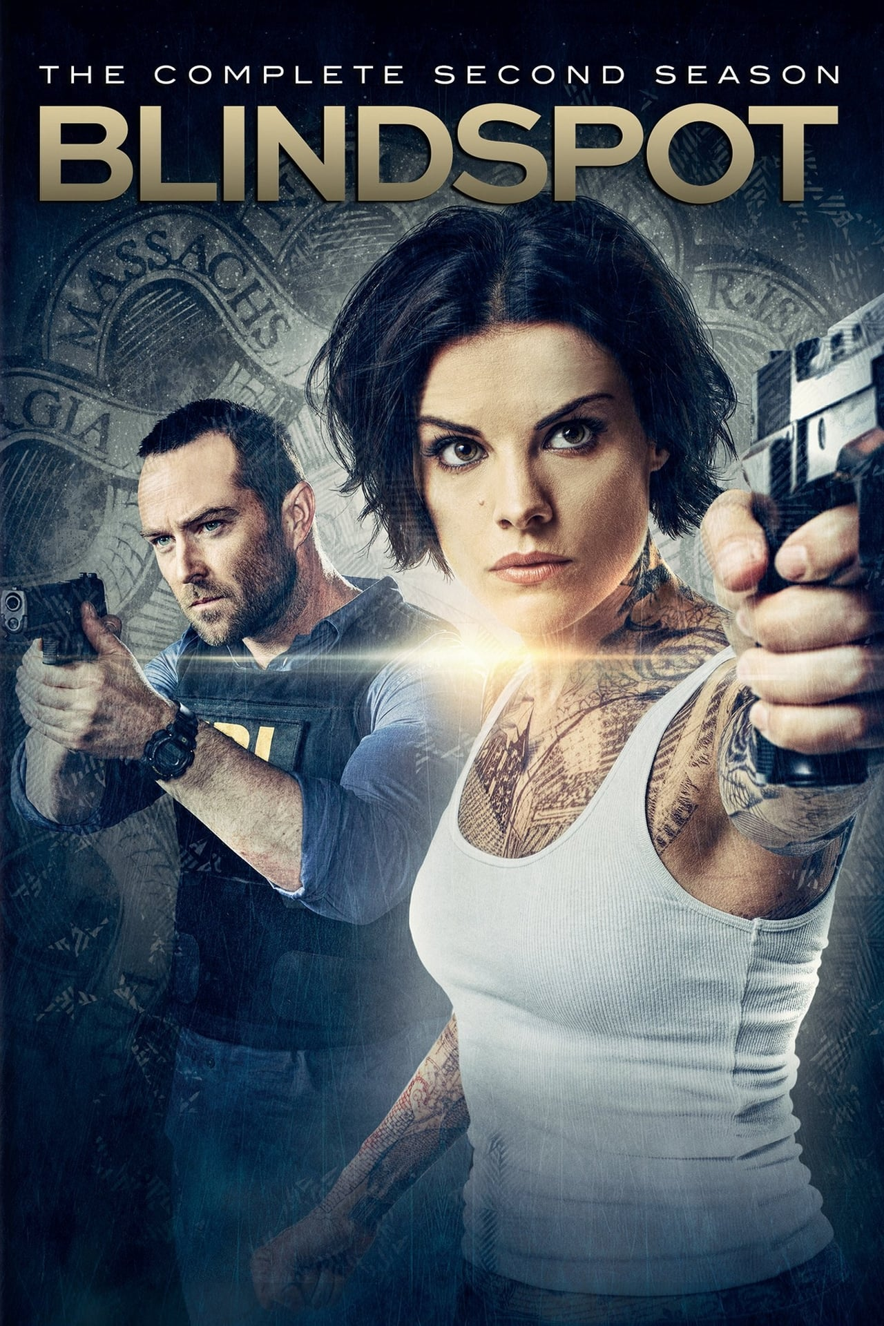 Putlocker Blindspot Season 2 (2016)