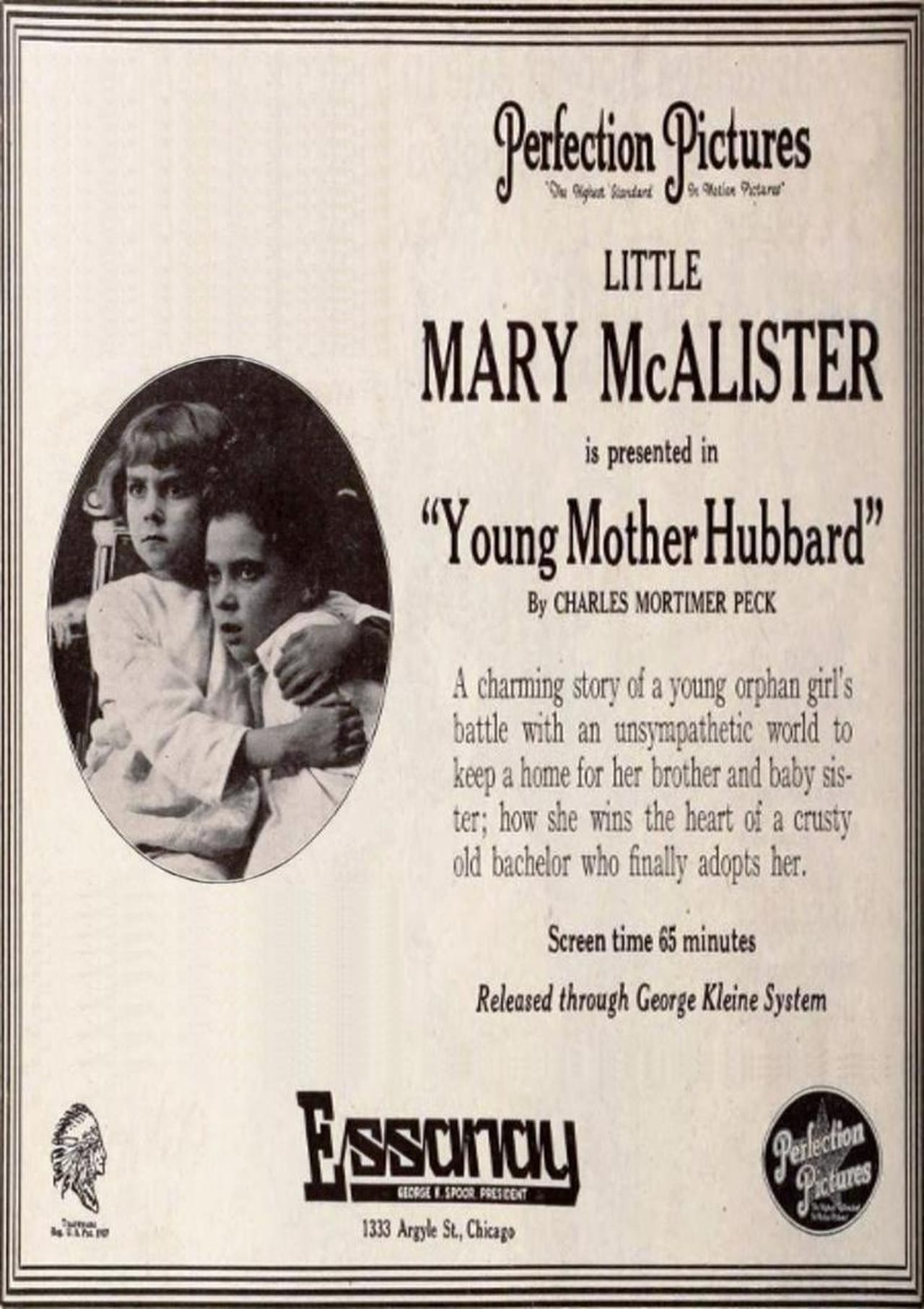 Young Mother Hubbard