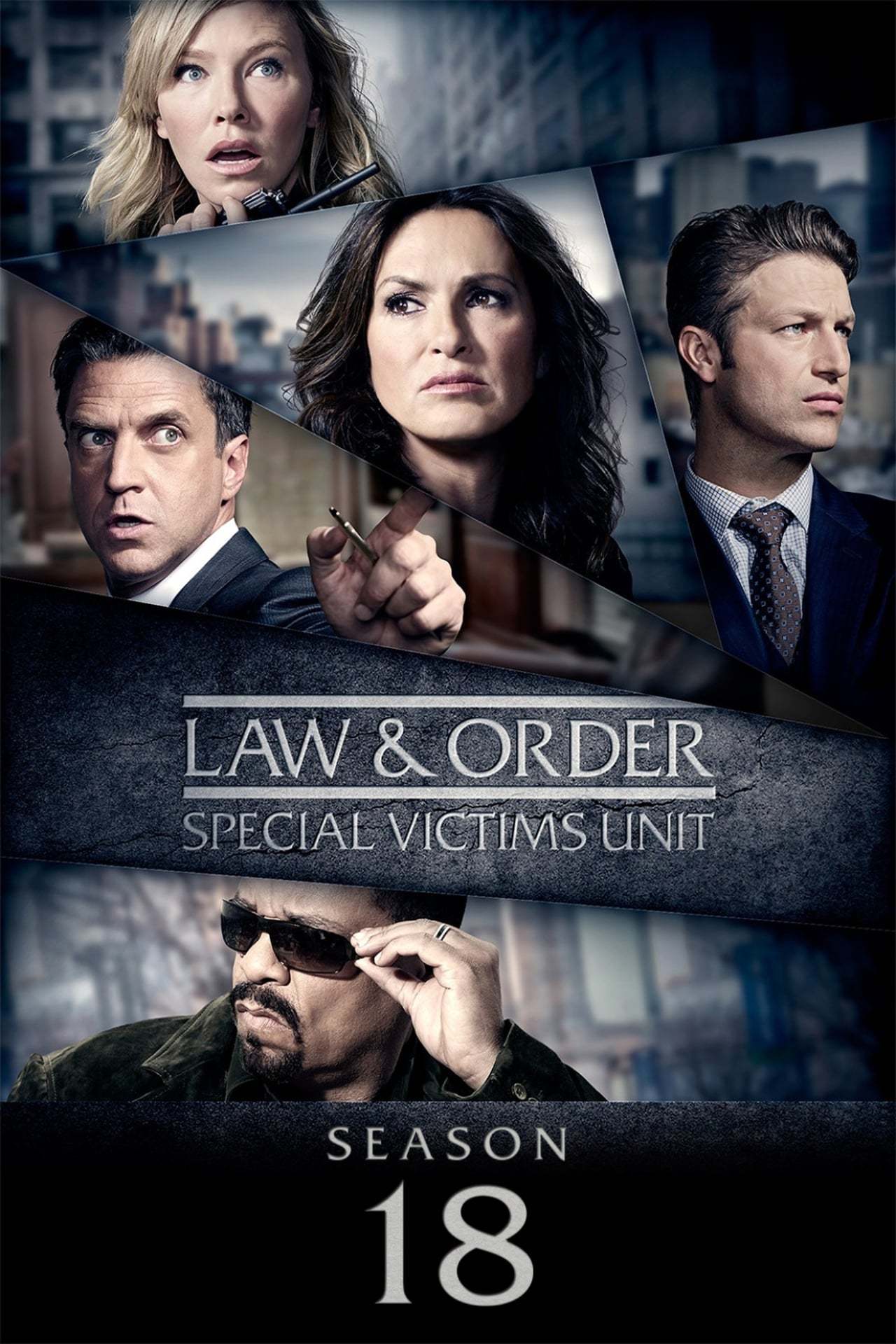 Putlocker Law & Order: Special Victims Unit Season 18 (2016)