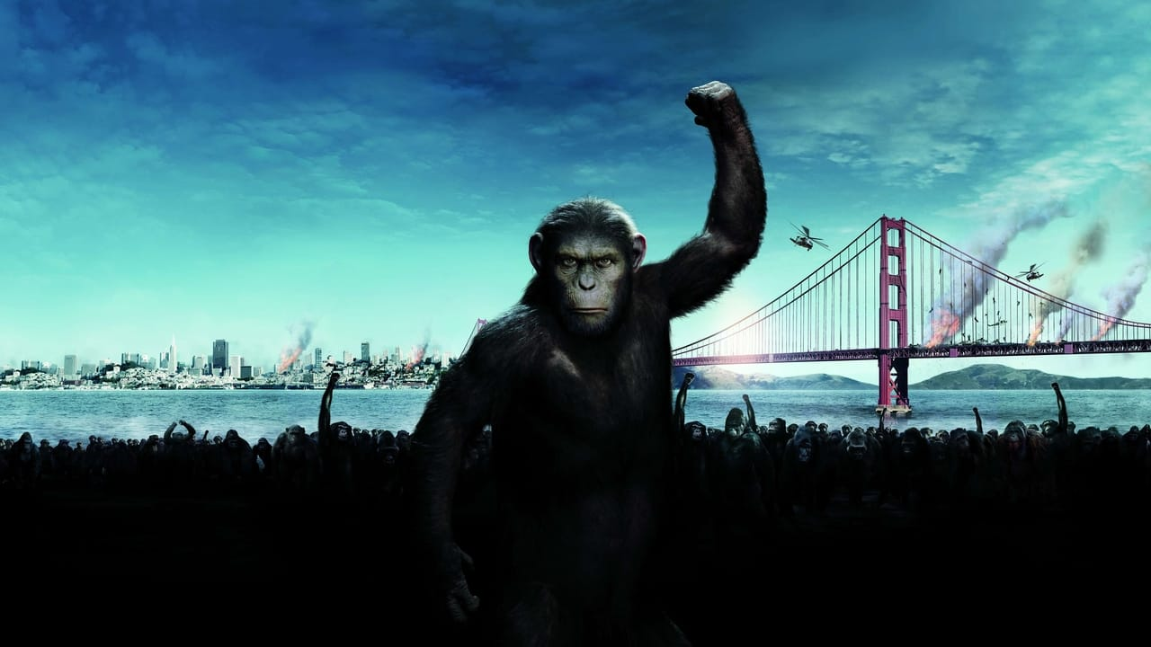 Rise of the Planet of the Apes backdrop