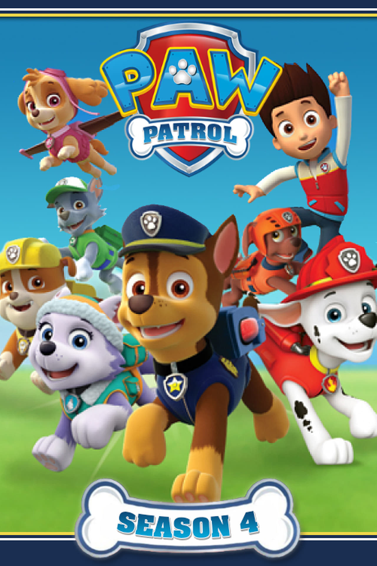 Paw Patrol Season 4 (2017) putlockers cafe
