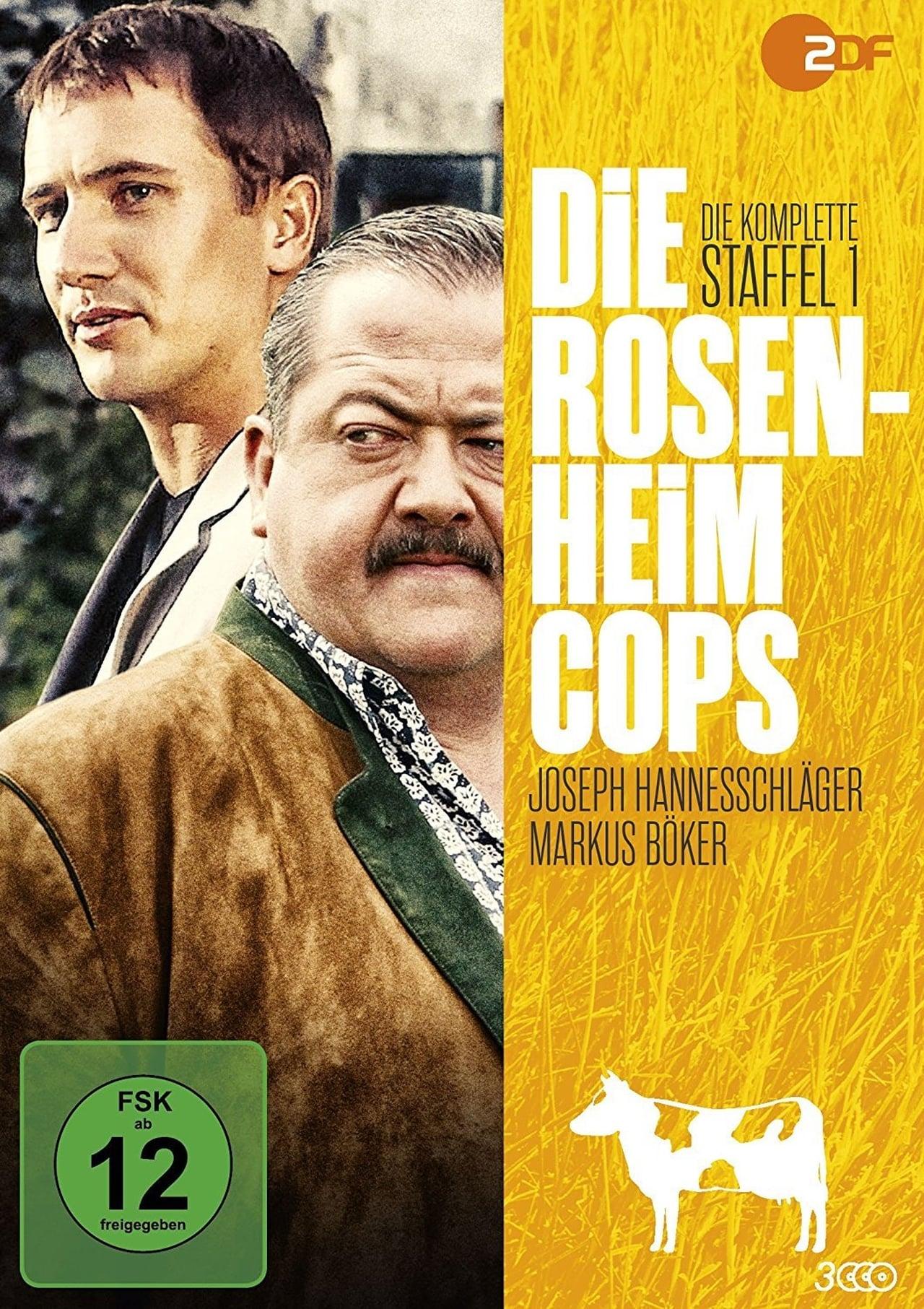 Watch The Rosenheim Cops Season 1 Online