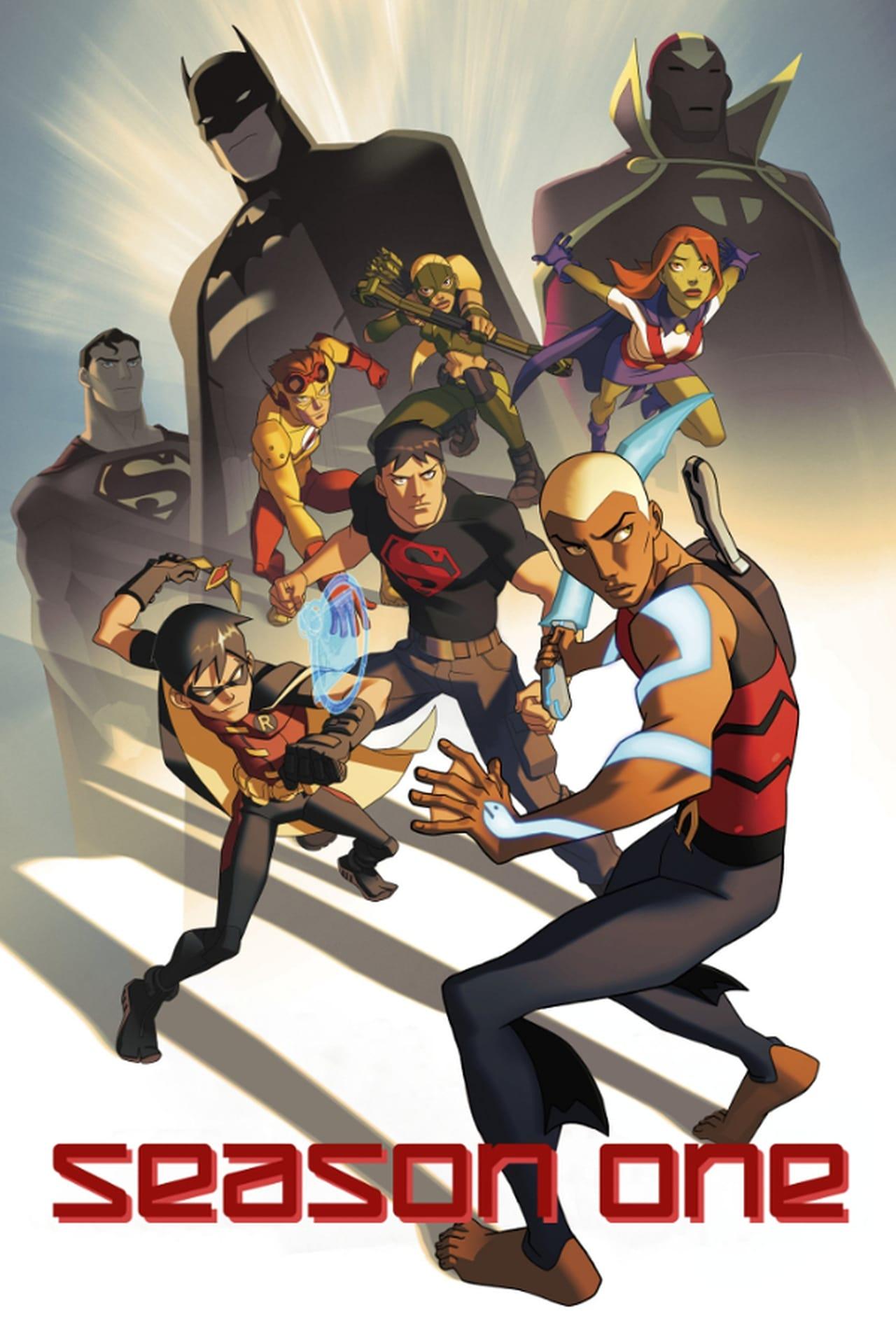 Putlocker Young Justice Season 1 (2010)