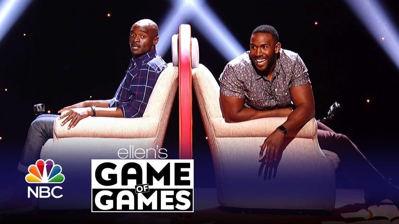 Ellen's Game of Games - Season 1 Episode 8 : I See Dizzy People
