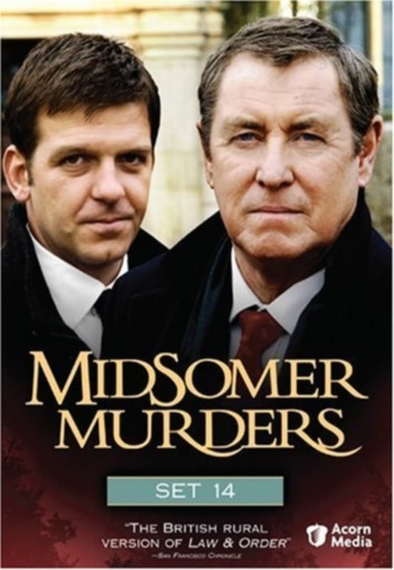Midsomer Murders Season 14 (2011) putlockers cafe
