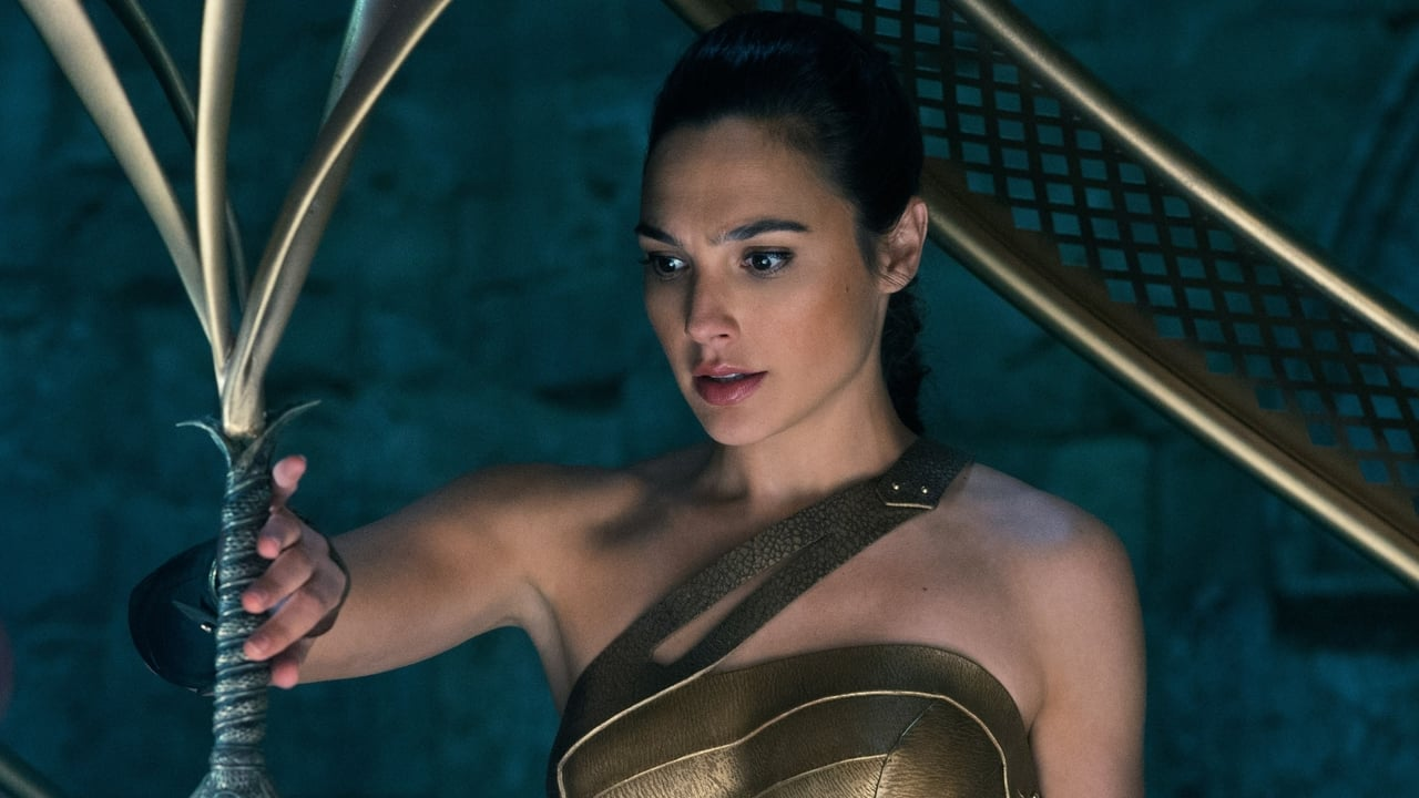 Wonder Woman backdrop