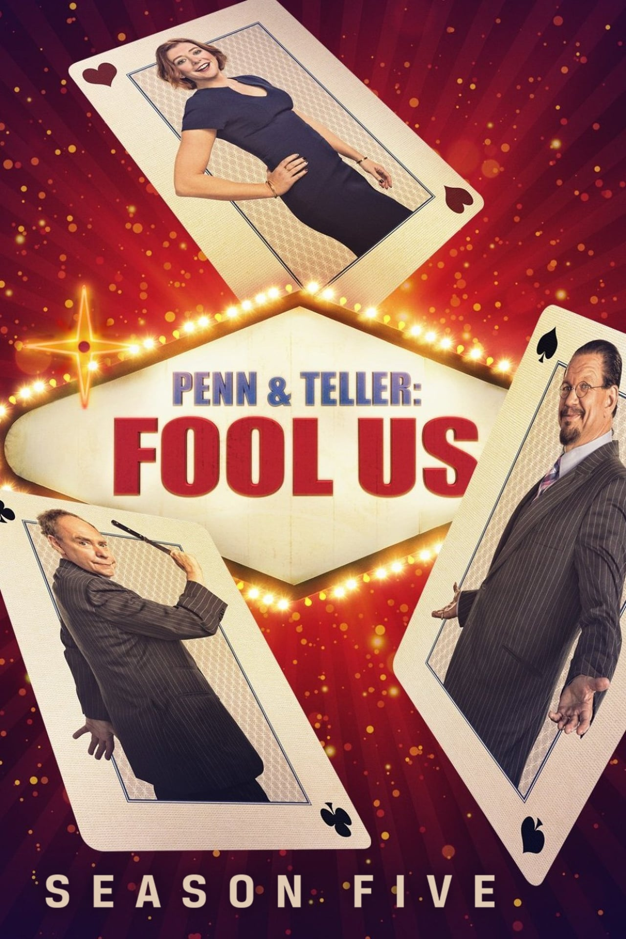 Putlocker Penn & Teller: Fool Us Season 5 (2018)