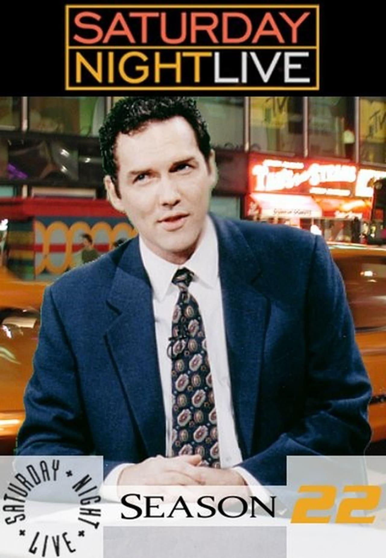 Saturday Night Live Season 22