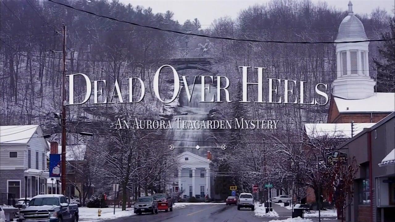 Dead Over Heels: An Aurora Teagarden Mystery BackDrop