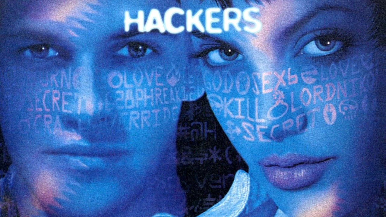 Hackers backdrop