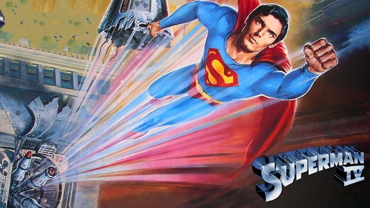 Superman IV: The Quest for Peace backdrop