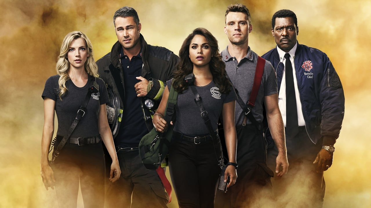 Chicago Fire - Season 4 Episode 21 : Kind of a Crazy Idea