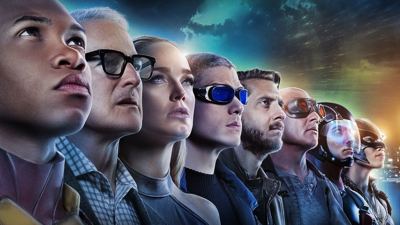 DC's Legends of Tomorrow Season 1 Episode 8 : Night of The Hawk