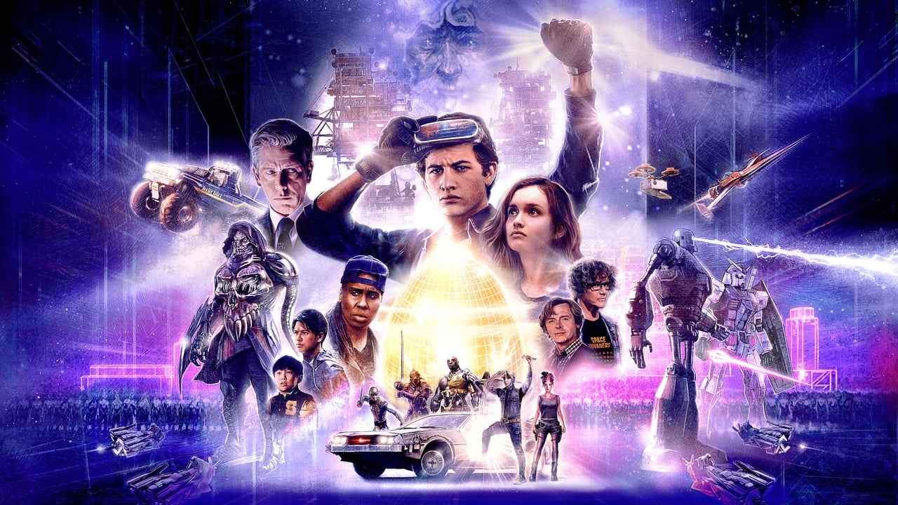 Ready Player One BackDrop