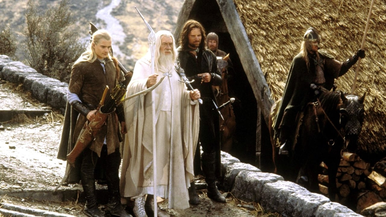 The Lord of the Rings: The Return of the King backdrop