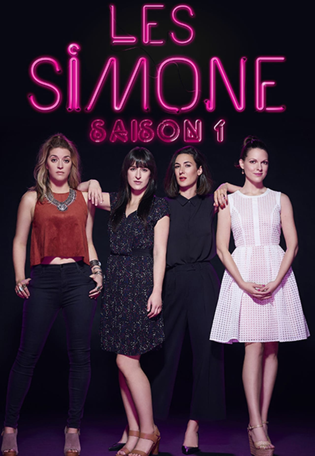 Les Simone Season 1 (2016) putlockers cafe