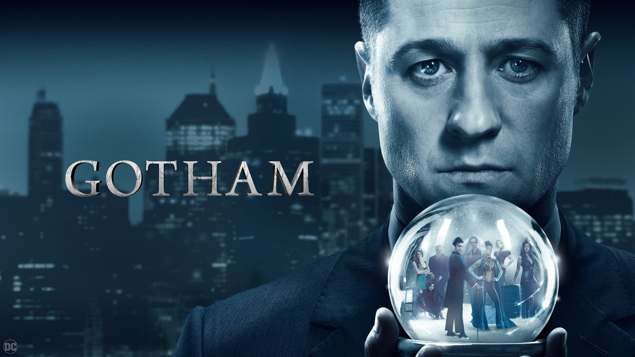 Gotham - Rise of the Villains/Wrath of the Villains