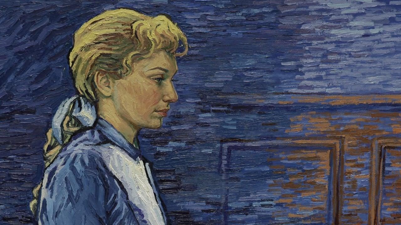 Loving Vincent backdrop