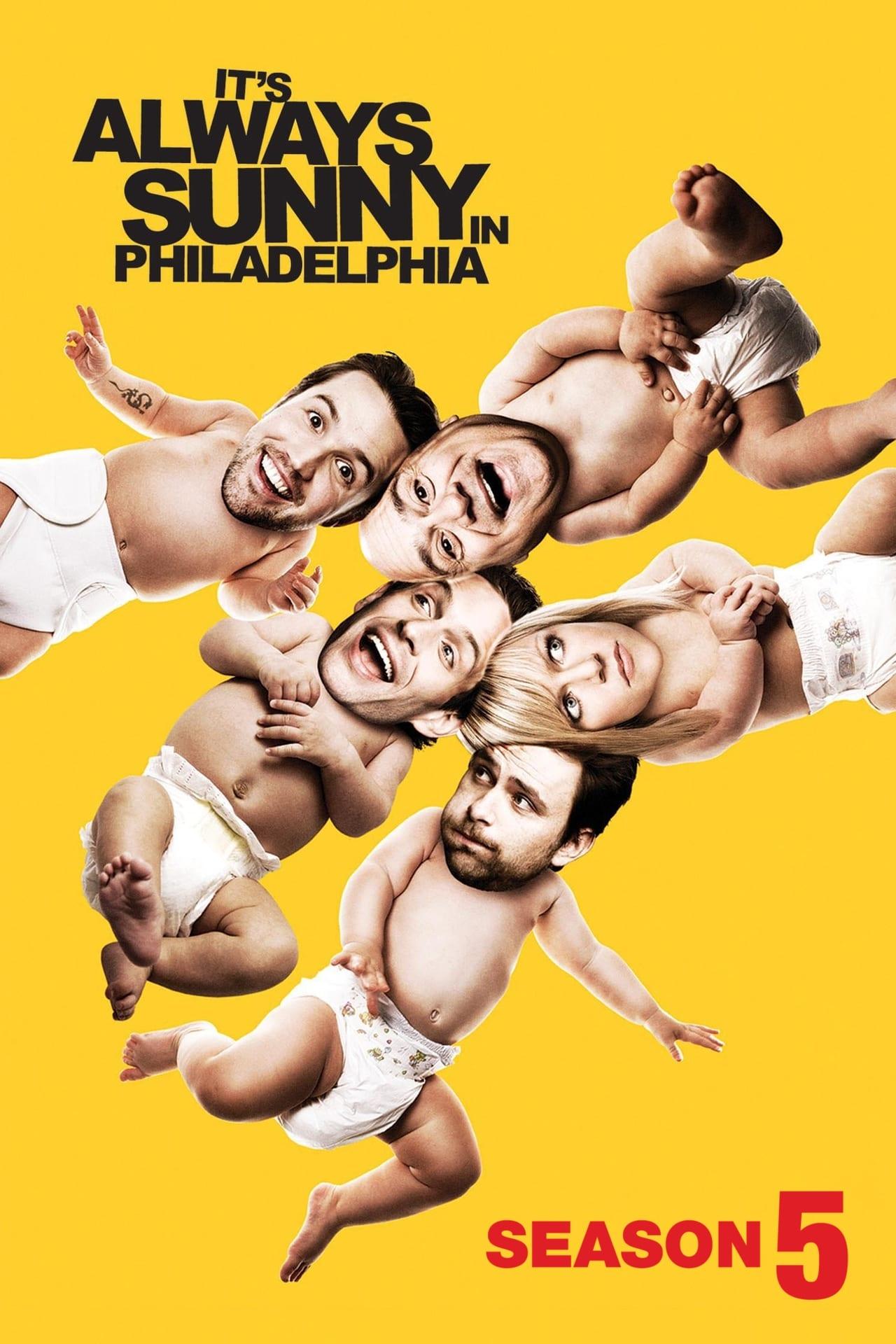 Putlocker It's Always Sunny In Philadelphia Season 5 (2009)