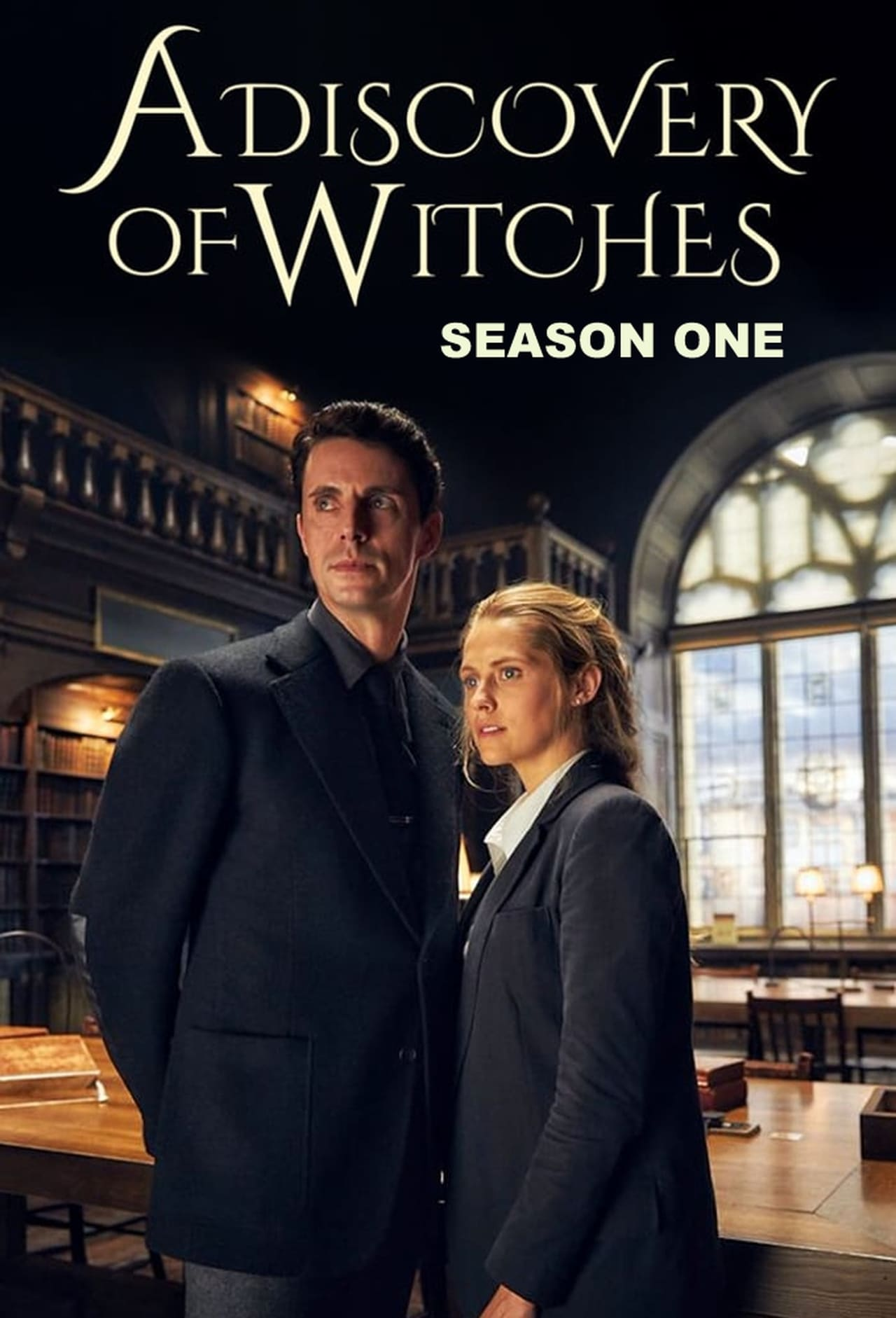 Putlocker A Discovery Of Witches Season 1 (2018)
