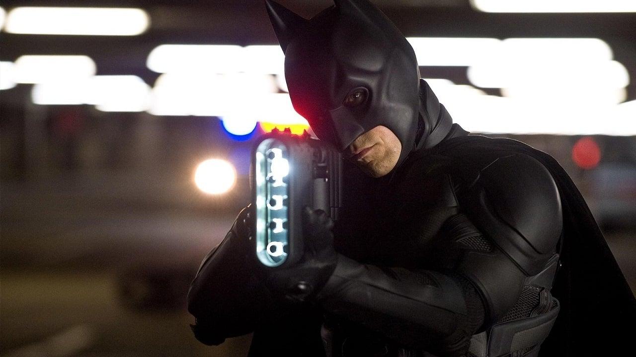 The Dark Knight Rises backdrop