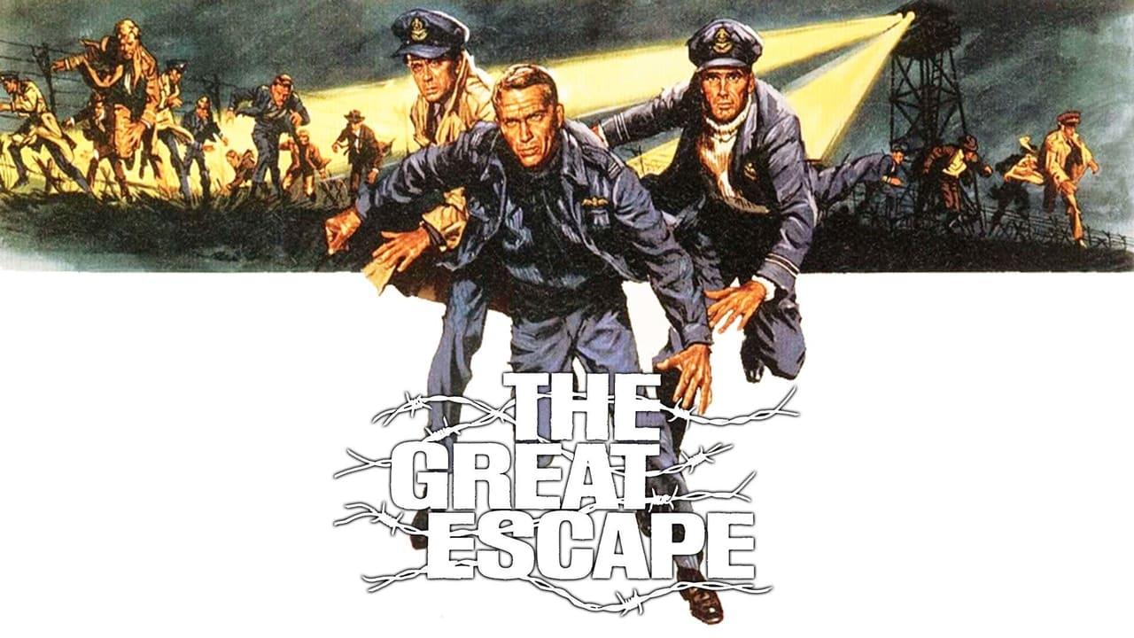 The Great Escape backdrop
