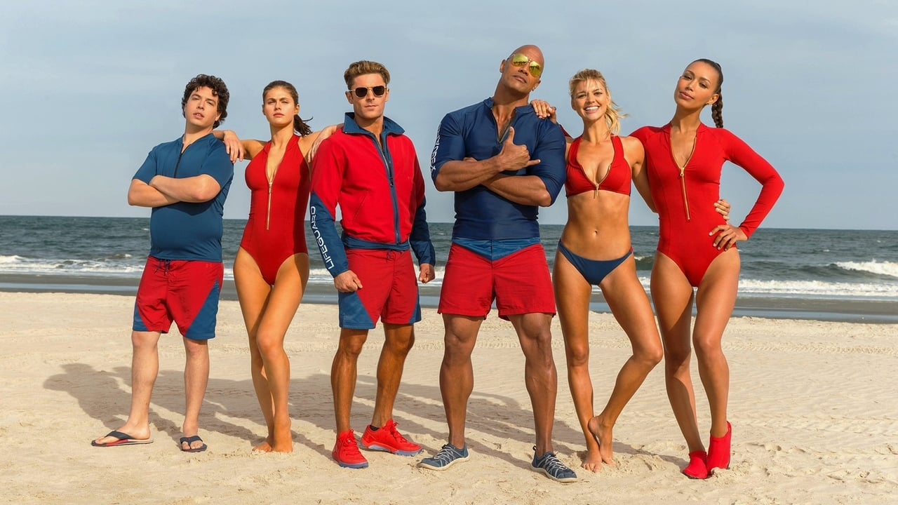 Baywatch BackDrop
