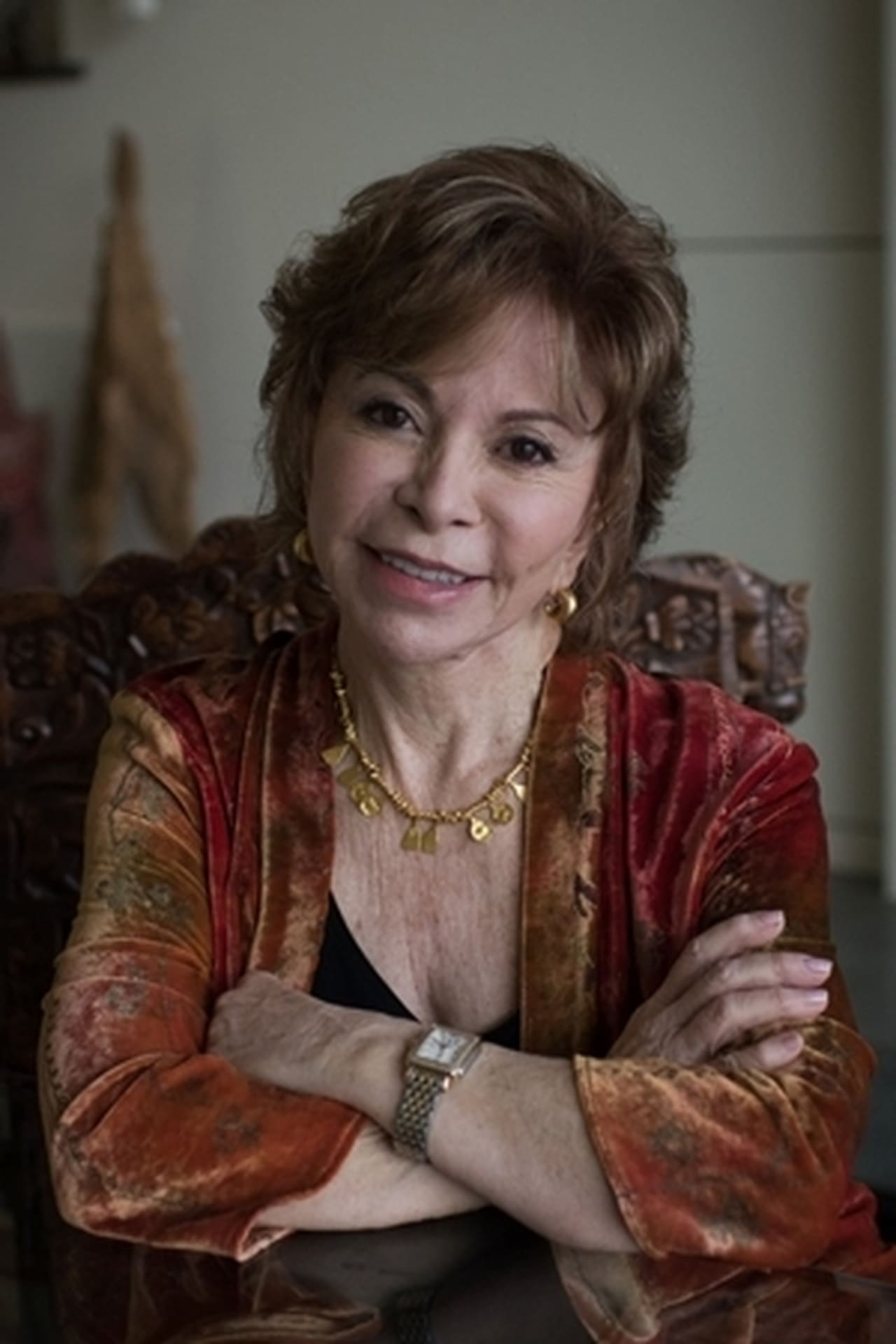 a biography of isabel allende a chilean novelist Isabel allende biography - free download as word doc (doc), pdf file (pdf), text file (txt) or read online for free.