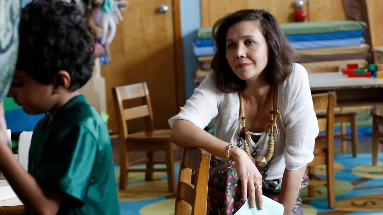 The Kindergarten Teacher BackDrop