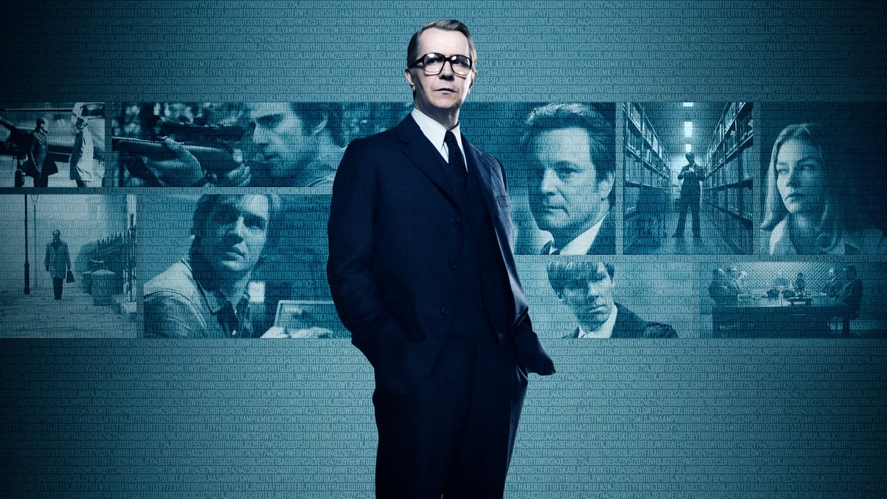 Tinker Tailor Soldier Spy backdrop