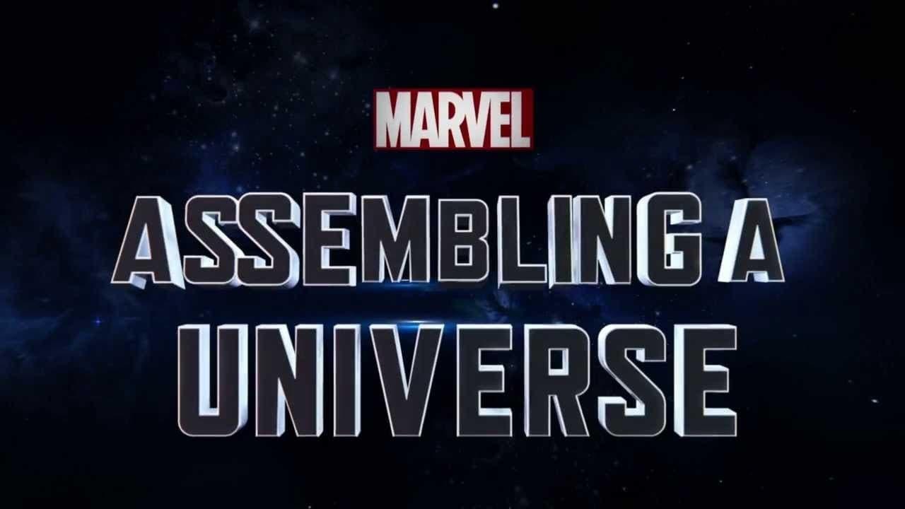 Marvel Studios: Building a Cinematic Universe backdrop