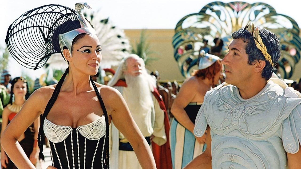 Ver Astérix y Obélix: Misión Cleopatra Pelicula