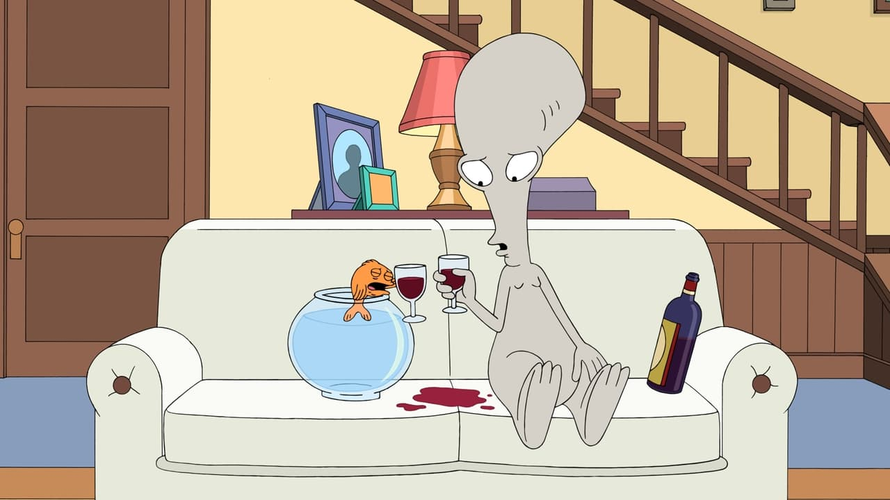 American Dad! Season 12 Episode 15 : Seizures Suit Stanny